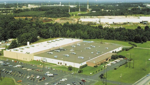 INA's plant in Spartanburg, South Carolina, expands by 30,000 sq. ft. to house the new Linear Quick Center.