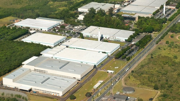 Schaeffler celebrates 60 years in Brazil.