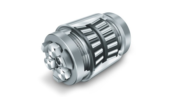 Axlebox bearings for Freight cars