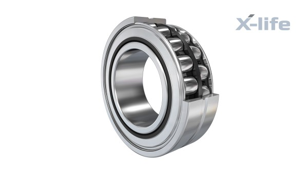 Schaeffler rolling bearings and plain bearings: Sealed spherical roller bearings