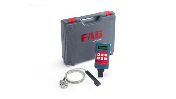 Belt tension measuring device TOP laser TRUMMY2