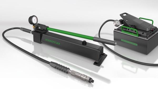 Hydraulic pumps from Schaeffler